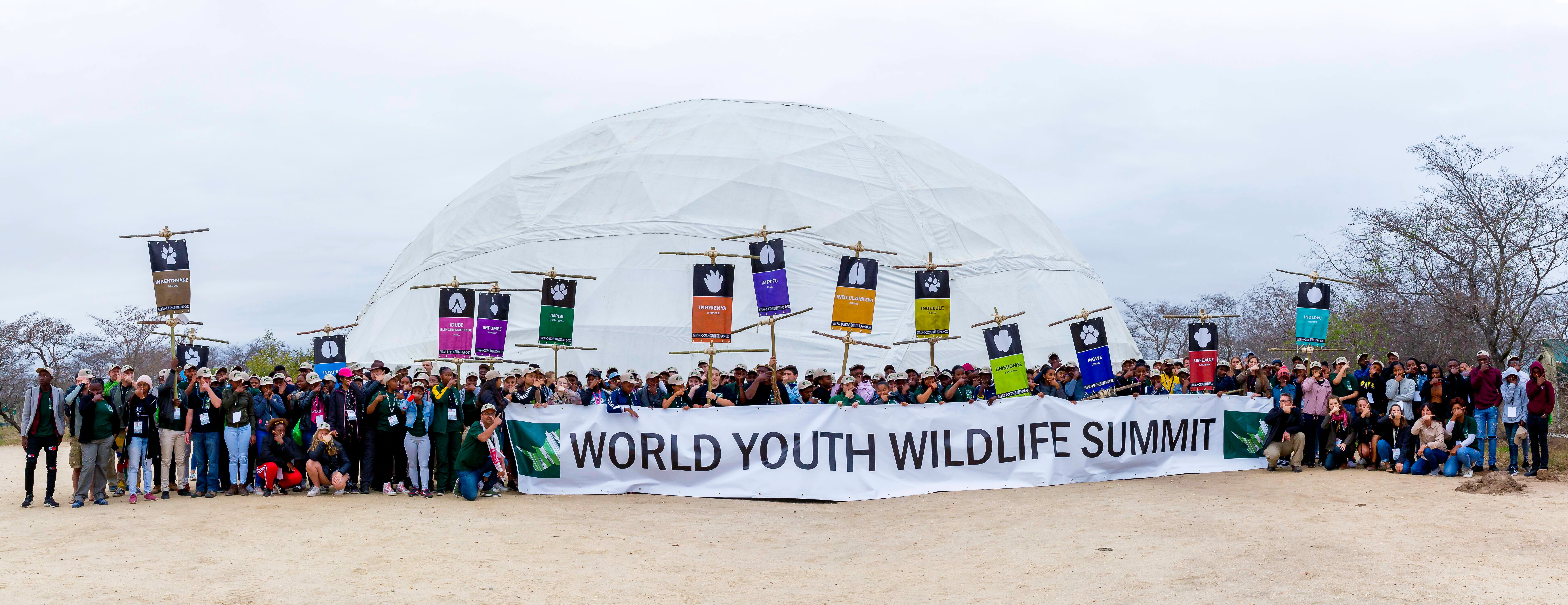 Image - Roehampton student attends World Youth Wildlife Summit as young conservation leader