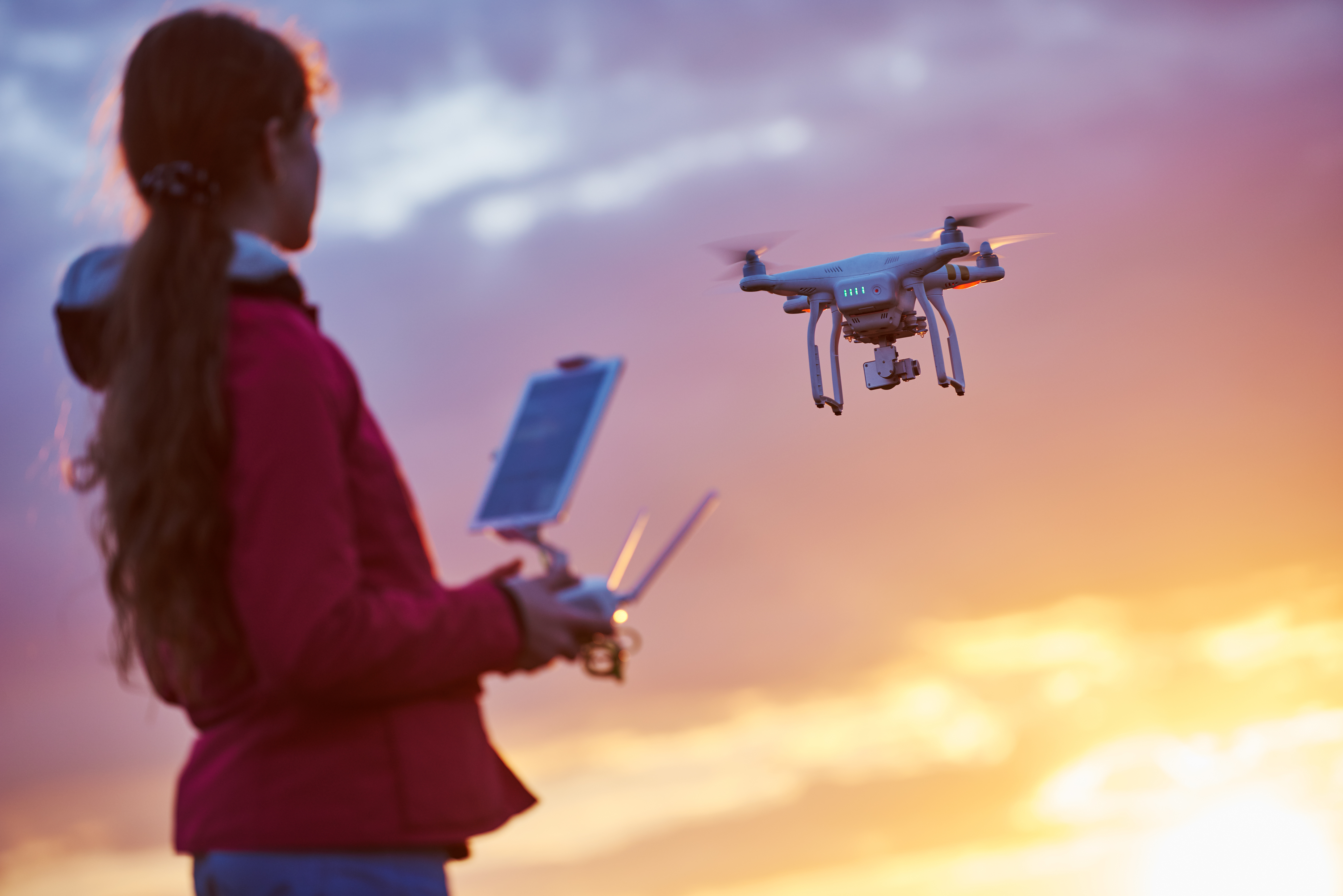 Image - Research by Roehampton academic finds women are under-represented in the drone industry