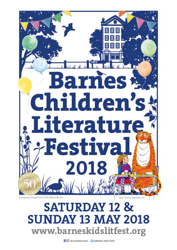 Image - Roehampton students and staff to support local children's literature festival for third year