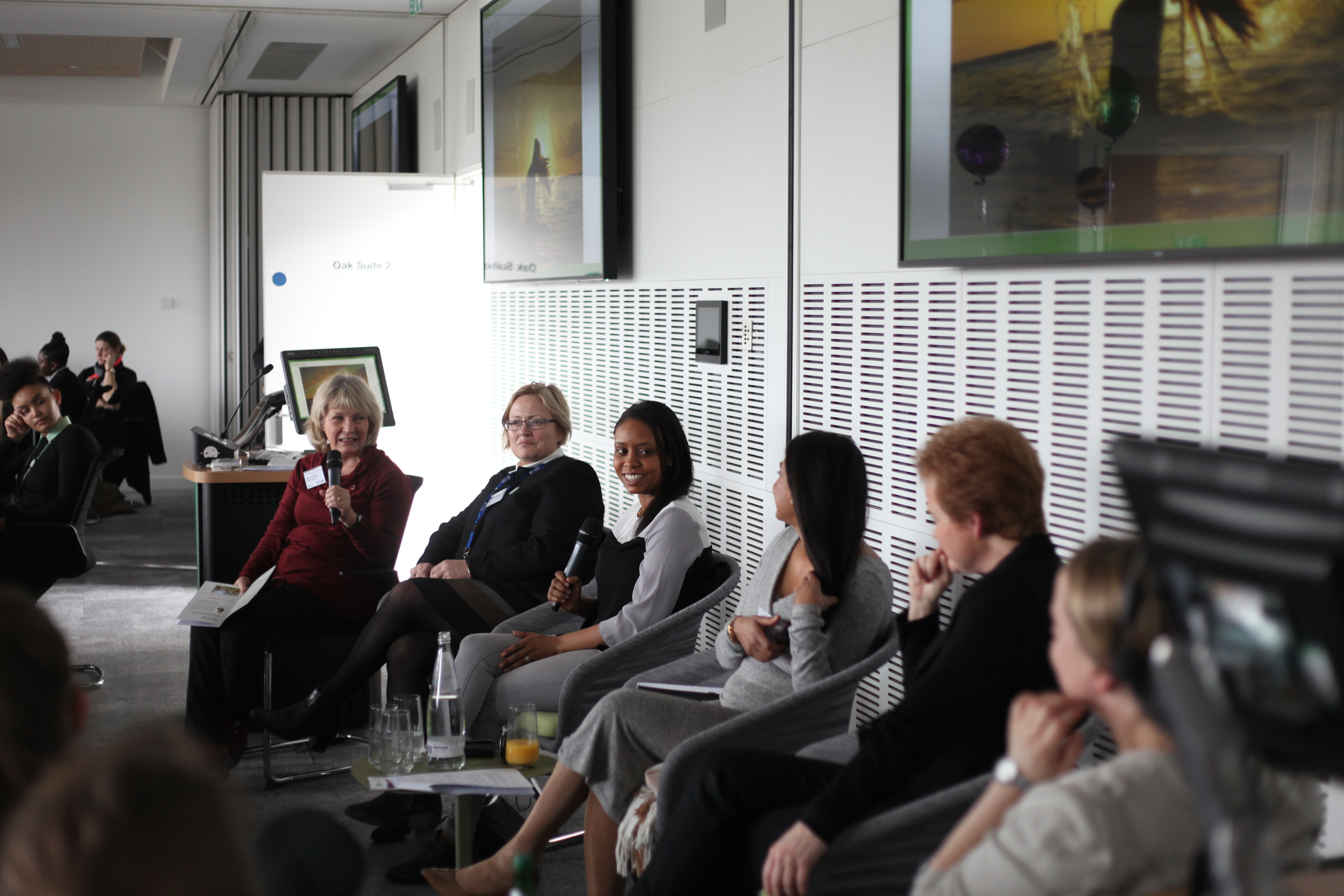 Image - Roehampton hosts Press for Progress Conference in partnership with local schools