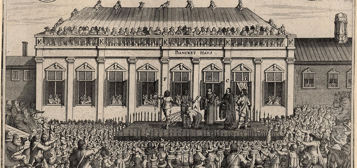 Image - Roehampton Professor examines witnesses to King Charles I trial in new BBC documentary