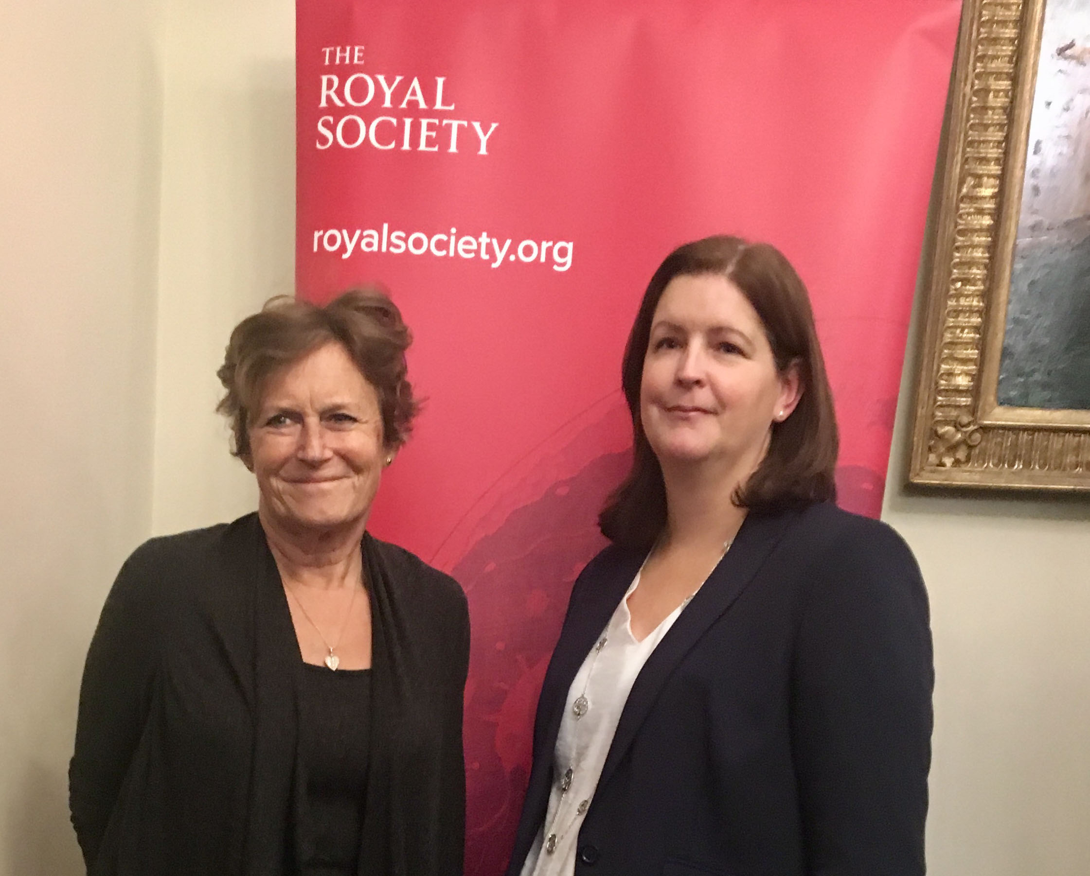 Image - Roehampton Lecturer visits Westminster