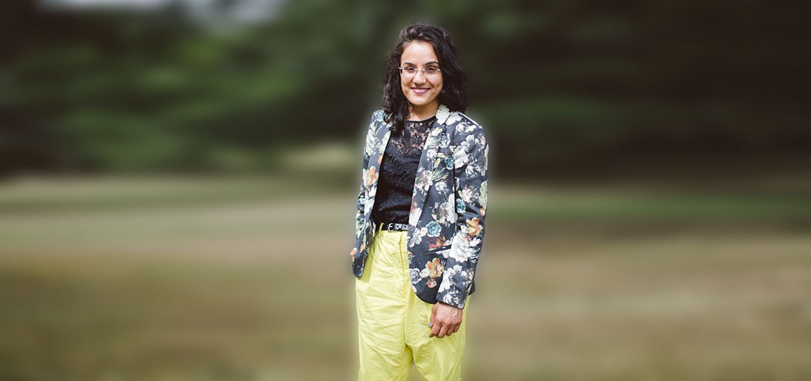Image - Prof Aisha K Gill shortlisted for Star Women award in Hello! magazine