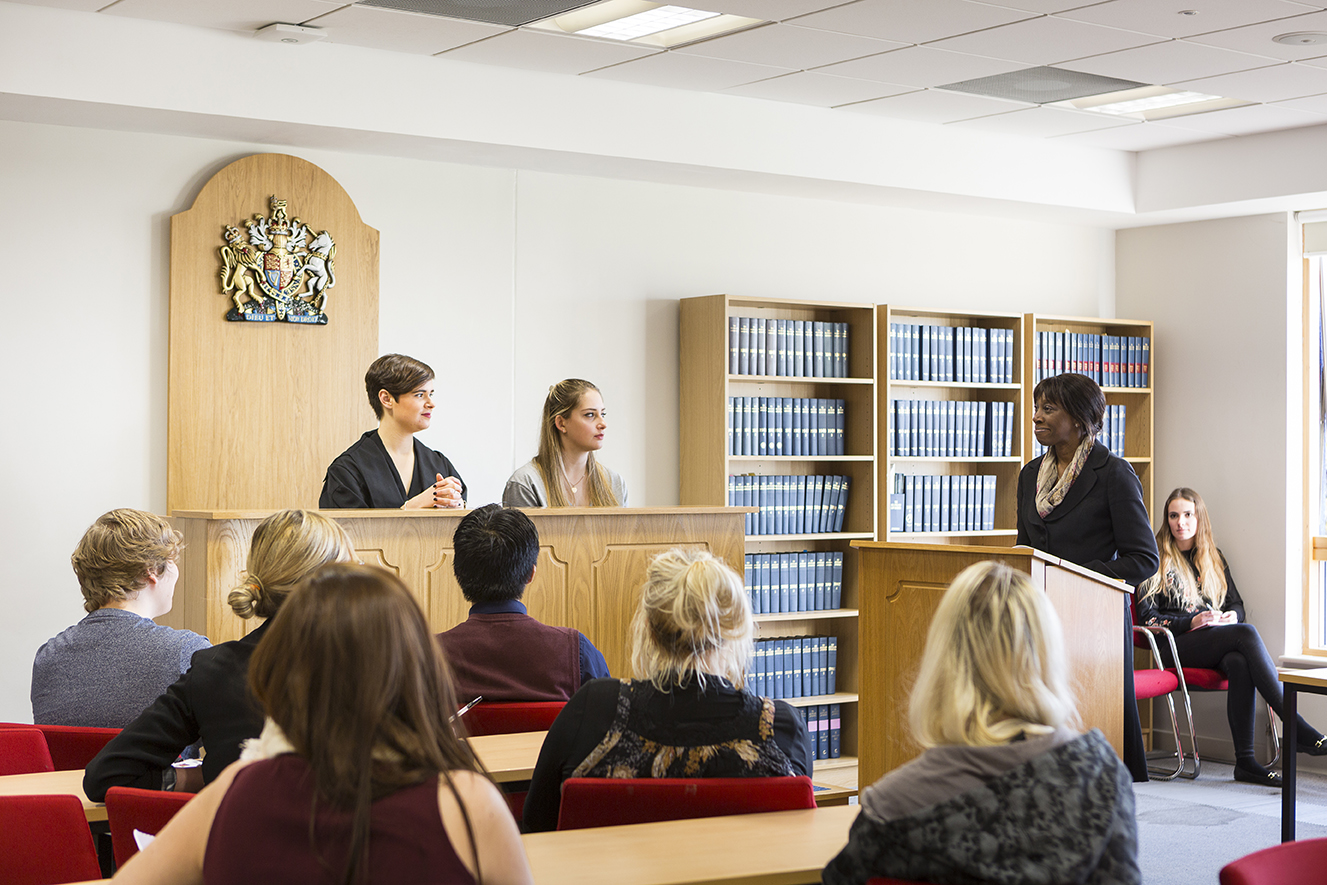 Image - University of Roehampton Law School achieves outstanding results in the National Student Survey