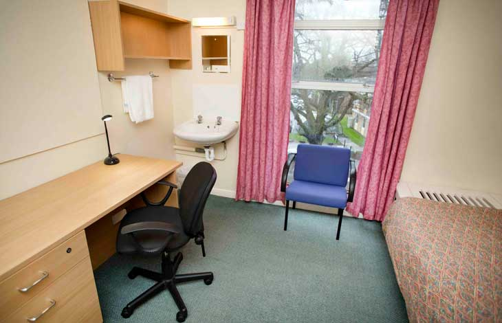 Accommodation On Campus Froebel Lawrence
