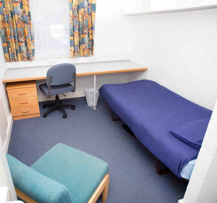 Accommodation On Campus Southlands Wesley Hall