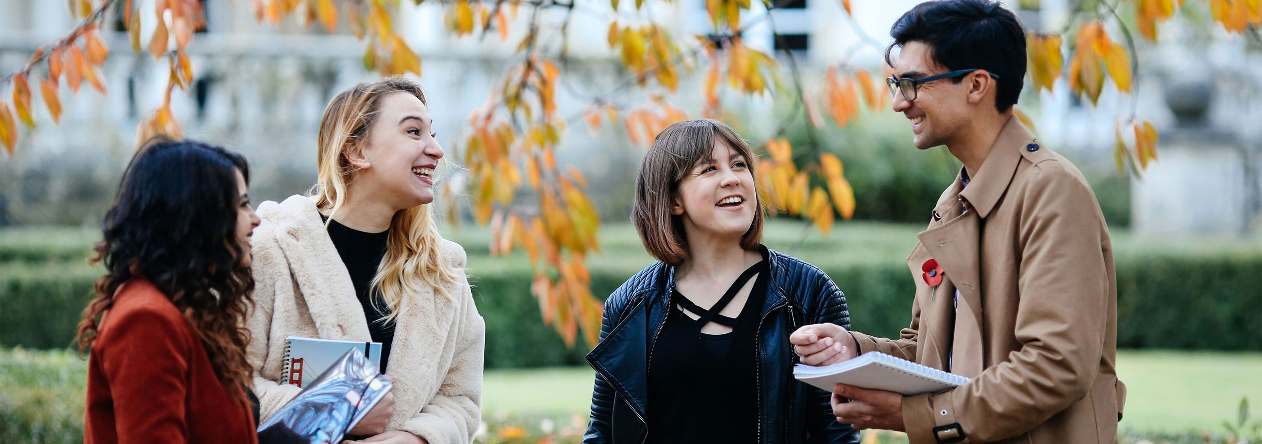 Image -  Visit us  Open days, events and campus tours