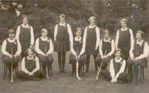 FEI Hockey Team 1927-28