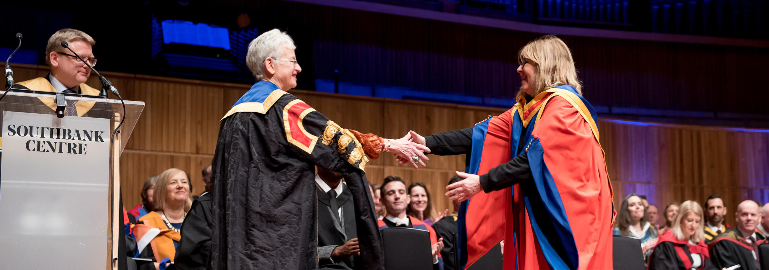 Image -  Honorary Degrees