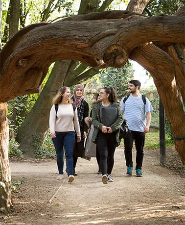 Image -   Why study at   Roehampton?