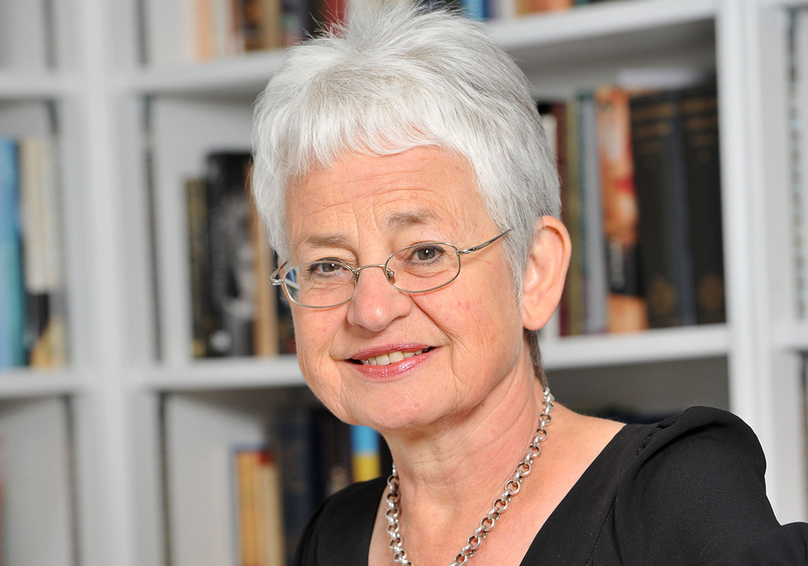 Image - Professor Dame Jacqueline Wilson honoured at the 2017 BAFTAs
