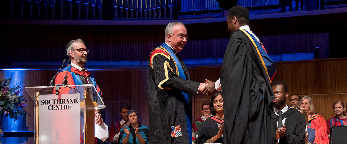 Image - University of Roehampton's honorary doctorates announced
