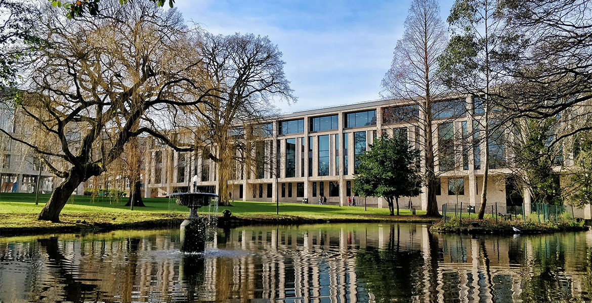 Image - Roehampton's state-of-the-art library and halls honoured by RIBA with national architecture award