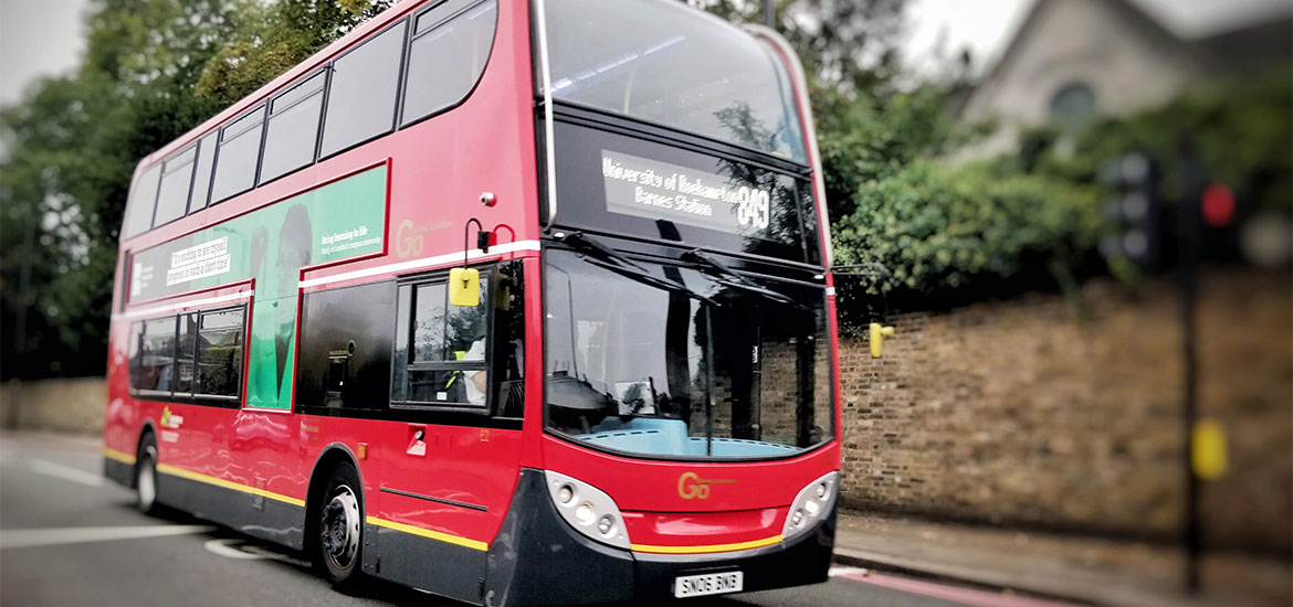 Image - Roehampton's free shuttle bus to run to Hammersmith Bridge from 16 September