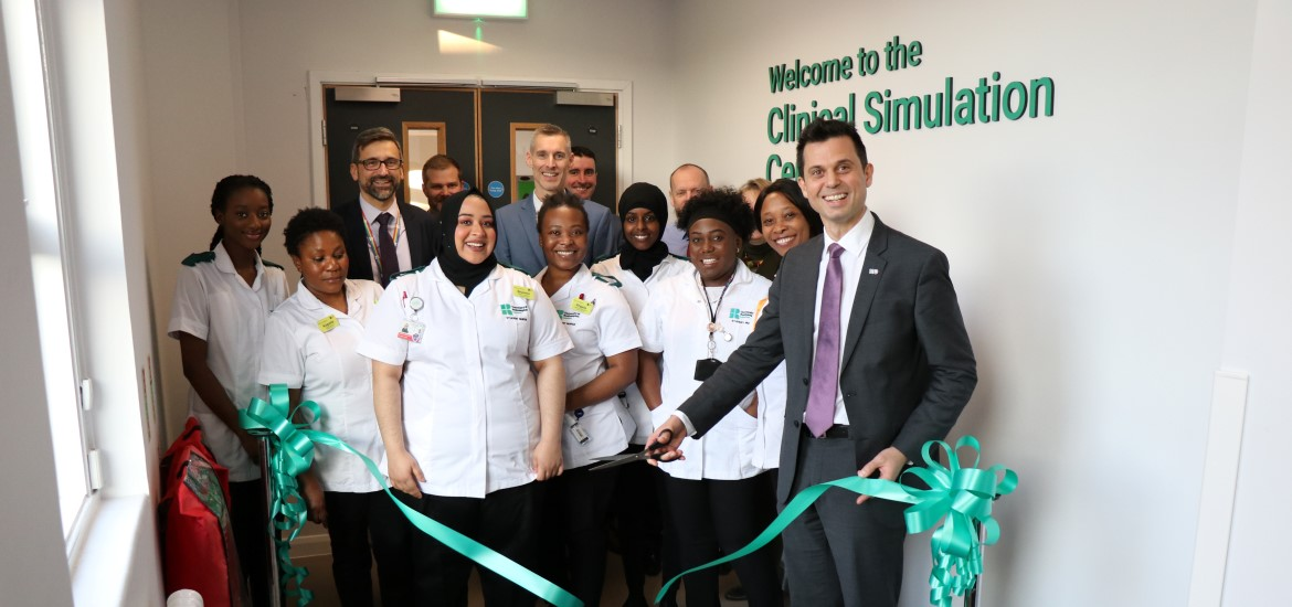 Image - Clinical Simulation Centre officially opens at the University of Roehampton