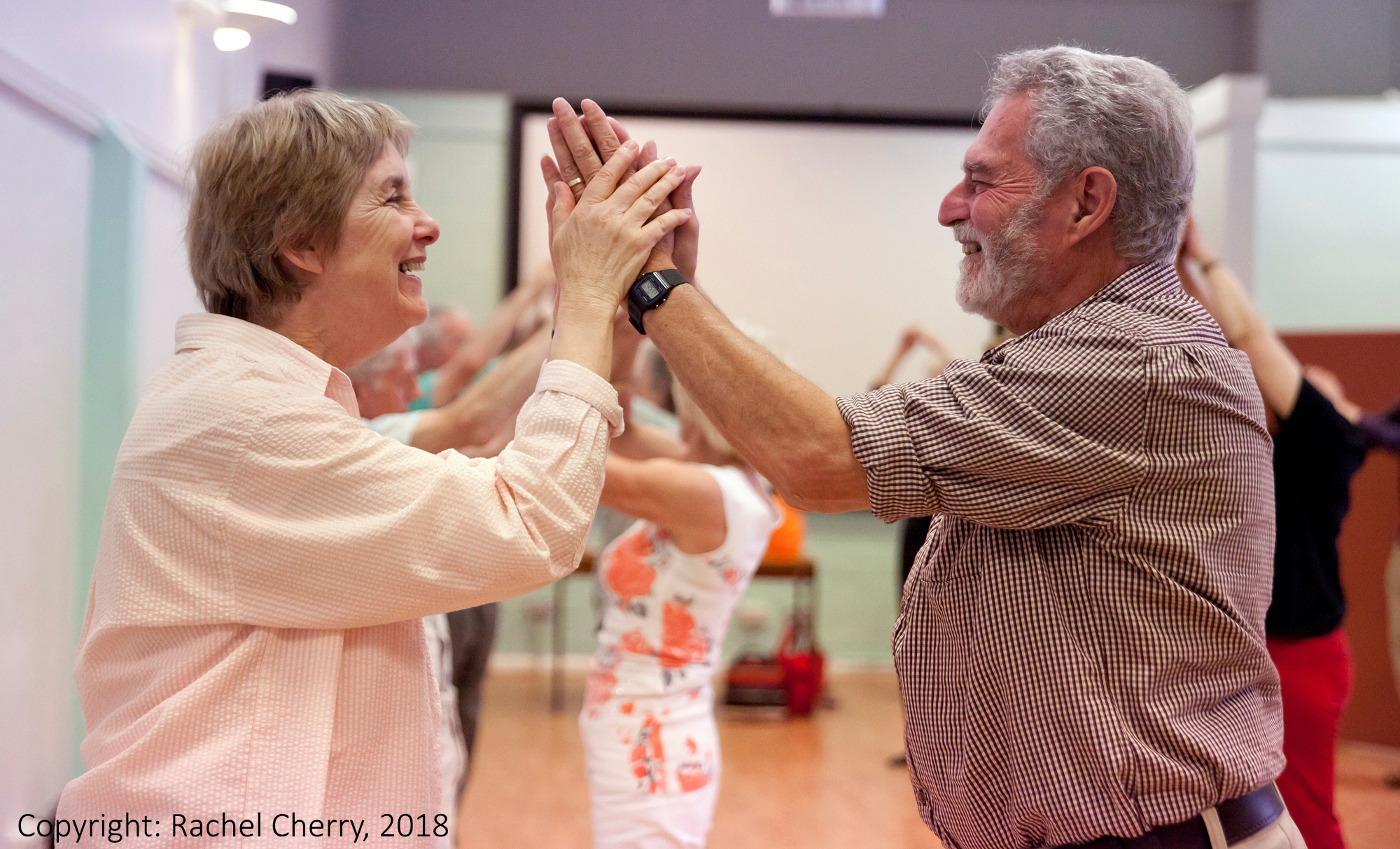 Image - Dr Sara Houston publishes new book, Dancing with Parkinson's