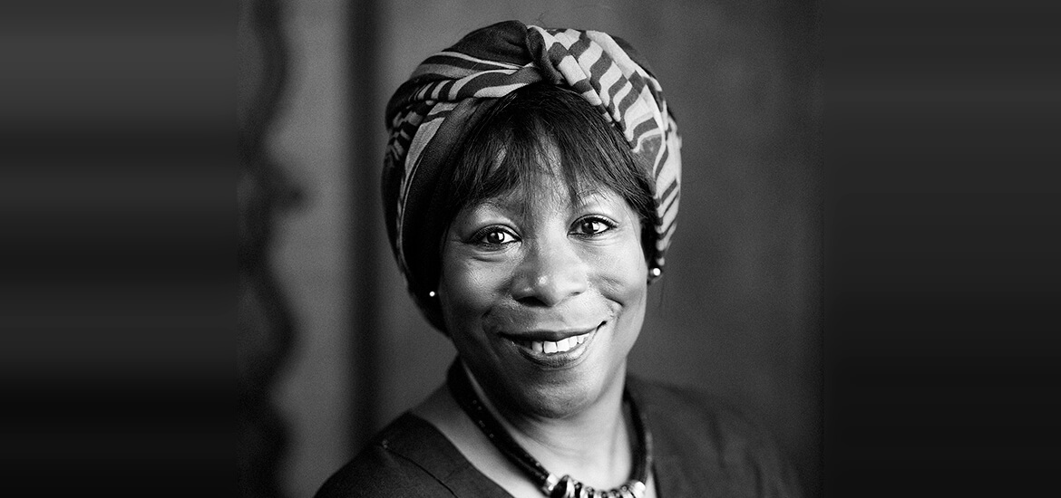 Image - Exhibition celebrating Britain's Black female professors includes Professor Marilyn Holness