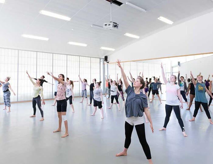 Image -  State of the art dance studios