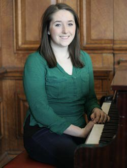 Louise Riley, Digby Stuart College music scholar